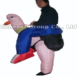 Goose Inflatable Moving Cartoon