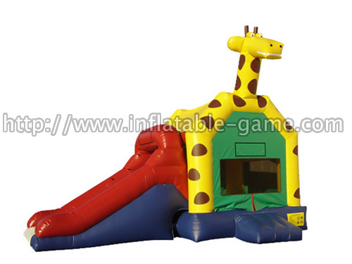 Inflatable Giraffe Combo