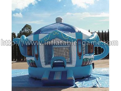Inflatable Aladdin's Lamp Bouncer
