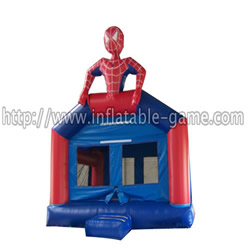 Spiderman Character Bouncer