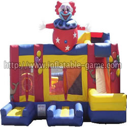 Clown bouncer