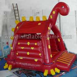 Red Dino Bouncer