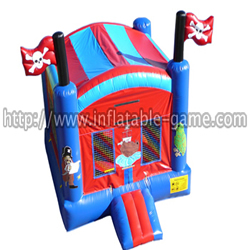 Pirate theme bouncer