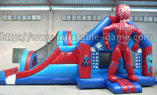 spider man bounce houses