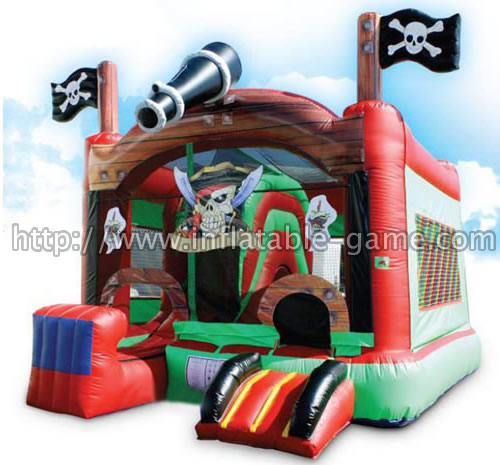 Inflatable Jolly Roger Combos for sale