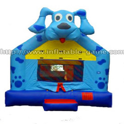 Blue Dog Bouncer