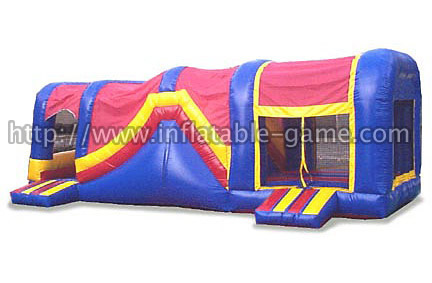 inflatable 3-in-1-combo funhouse