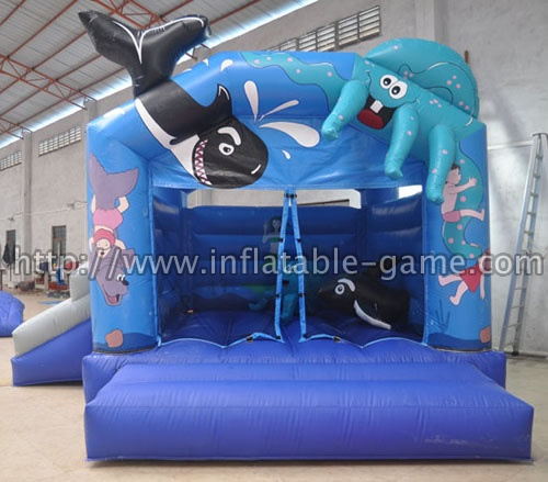 kids combos inflatable