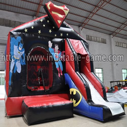 GB-227 Hero combo inflatable bouncers