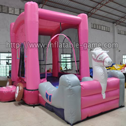 GB-230 Inflatable Princess Carriages for sale