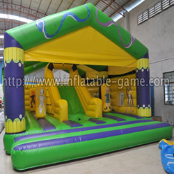 Giant jungle bouncer for sale