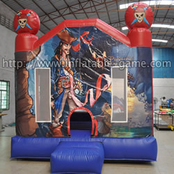 GB-281 pirate bounce houses