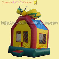 Butterfly bouncer