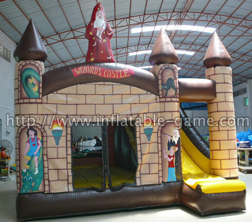 Inflatable castles for sale in Guangzhou China