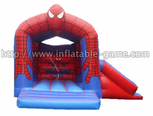 Spiderman Inflatable Jumps