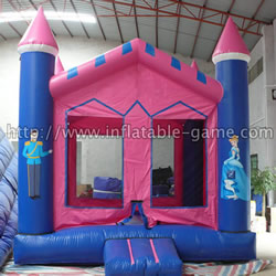 Inflatable castles on sale