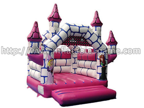 Inflatable Magic Castle