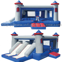 GC-70 Inflatable Medieval Castle Combo