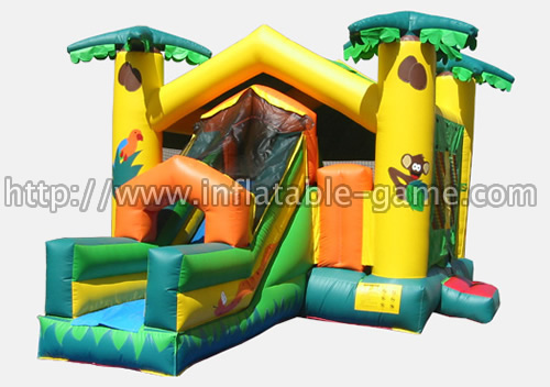 Inflatable JUNGLE COMBO