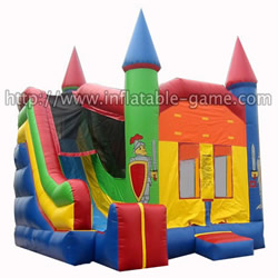 GC-86 Inflatable bounce castles