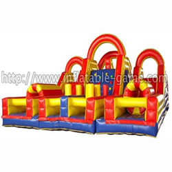 GF-19 Inflatable Obstacle Funland