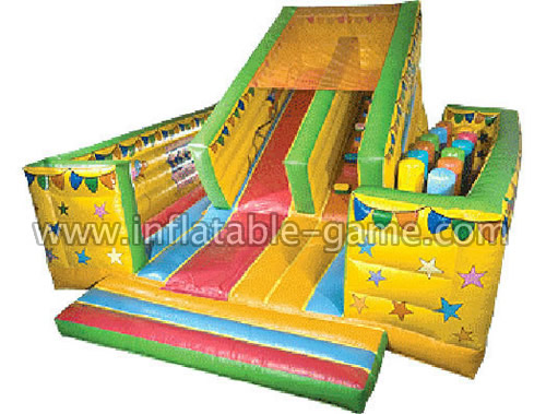 Inflatable Party Slide