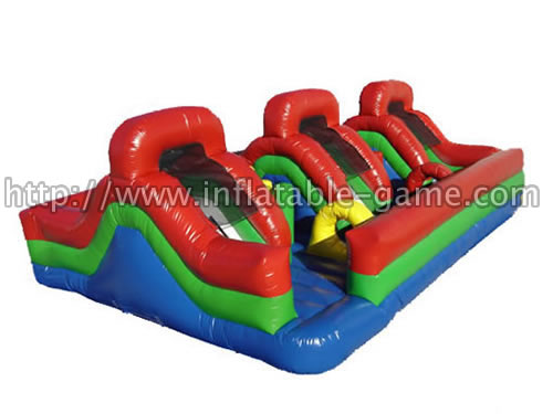 Inflatable Toddler Sports Funland