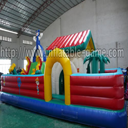 Chinese Inflatable Funland