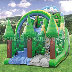 GS-139 Jungle slide