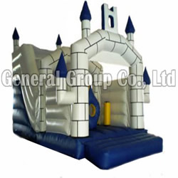 Castle Slide Combos Inflatable