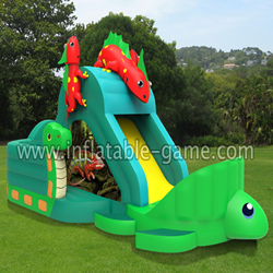 GS-199 Jungle animal slide