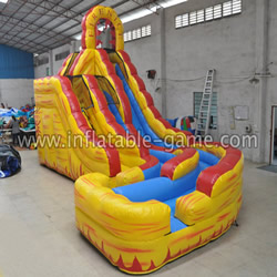 GS-209 Fire n Ice water slides