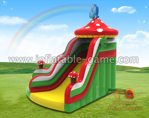 Strawberry slide