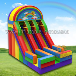 GS-54 Inflatable slide