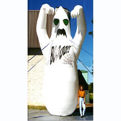 GH-1 Inflatable Boooo Ghost