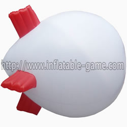 GBA-3 advertising inflatables