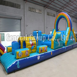 GO-20 obstacle course for sale