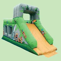 GO-22 inflatable obstacle course