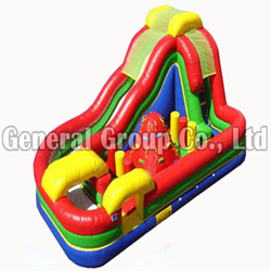 GO-55 Rockin Ride Obstacle Inflatable