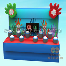 GSP-219 Whack a mole with interactive play system