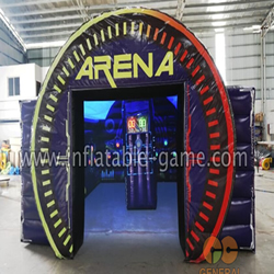 GSP-227 Interactive play system arena
