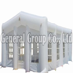 GTE-16 Inflatable tents