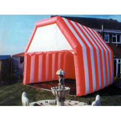 GTE-20 Inflatable Tunnel Tent
