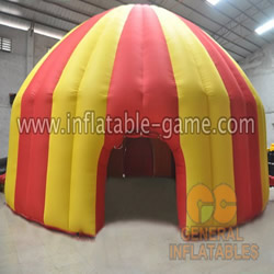 GTE-3 inflatable tents