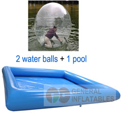 GP-12 Pool & water balls