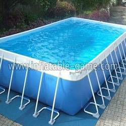 GP-13 Steel Frame Pool