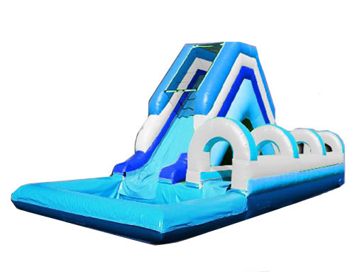 Inflatable N Splash Water Slide