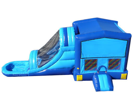 Inflatable Slide Moduale Combo Pools
