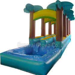 Inflatable N Dip Slide