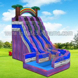 GWS-173 Alligator water slide